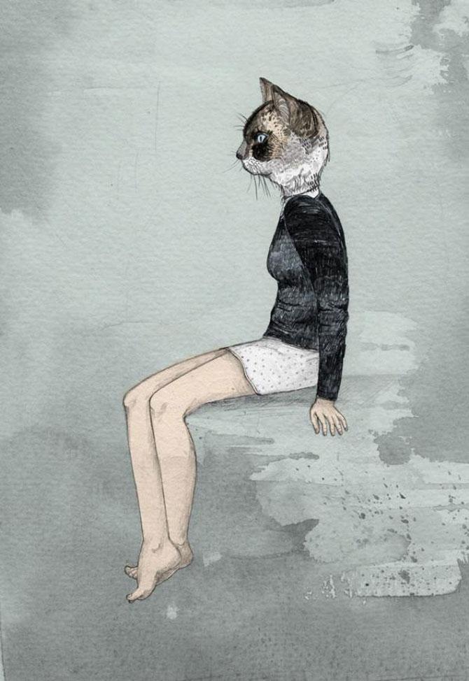 Basme nelinistitoare, ilustrate de Sandra Dieckmann - Poza 3