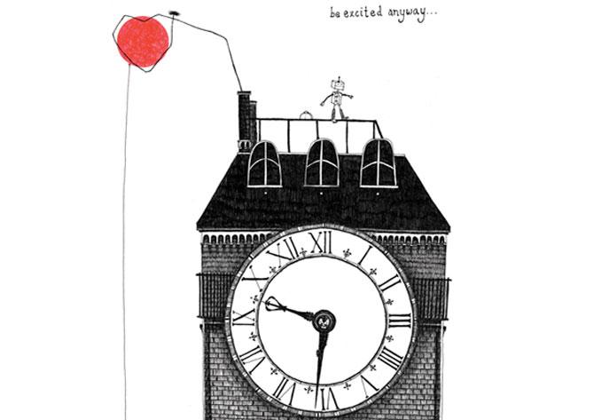 Proiectionistul, Parisul si grafica minimalista - Poza 8
