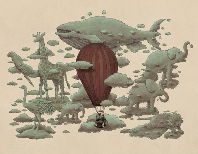 Terry Fan redeseneaza povestile pentru copii - Poza 17
