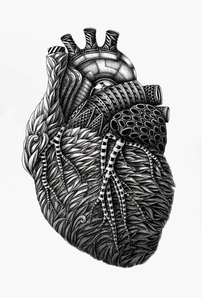 Radiografii in cerneluri de India, de Alex Konahin - Poza 3