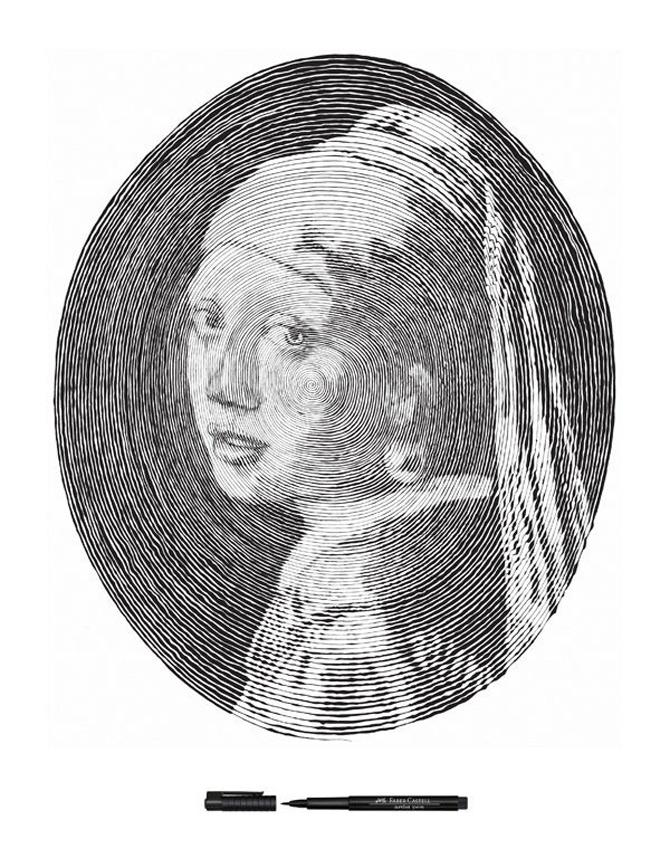 Arata-mi, nu-mi povesti – Printuri Faber Castell de Chan Hwee Chong - Poza 3