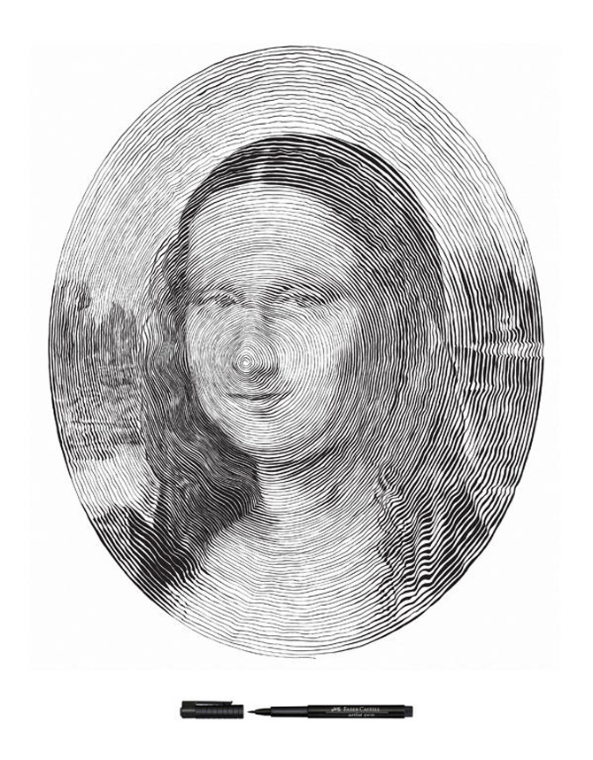 Arata-mi, nu-mi povesti – Printuri Faber Castell de Chan Hwee Chong - Poza 4