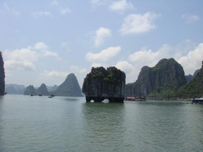 Croaziera prin Ha Long Bay, Vietnam - Poza 5