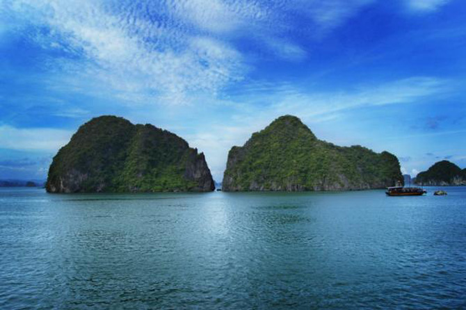 Croaziera prin Ha Long Bay, Vietnam - Poza 9