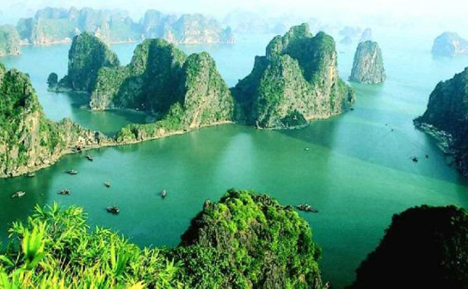 Croaziera prin Ha Long Bay, Vietnam - Poza 11