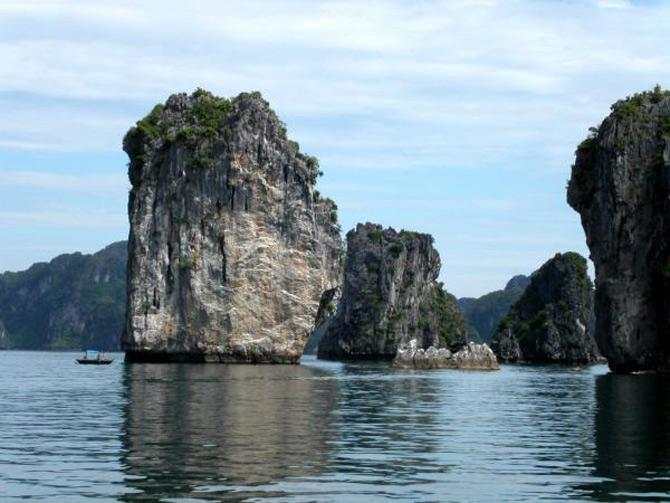 Croaziera prin Ha Long Bay, Vietnam - Poza 13
