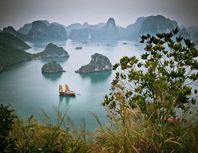 Croaziera prin Ha Long Bay, Vietnam - Poza 14