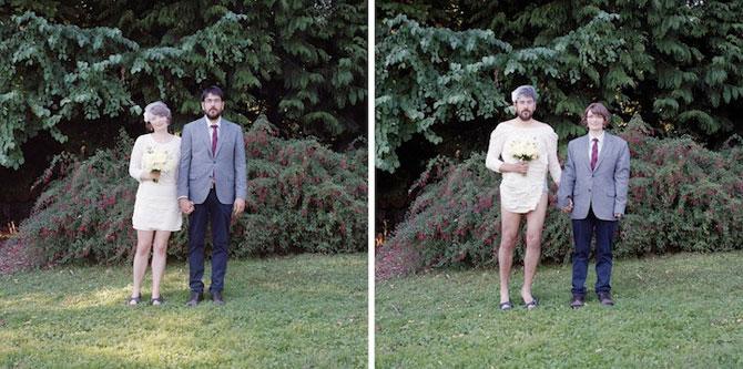 Cand cuplurile fac schimb de haine - Poza 2
