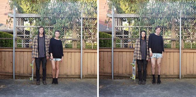 Cand cuplurile fac schimb de haine - Poza 3