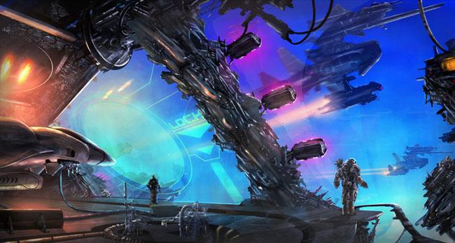 30 de creatii digitale Sci-Fi - Poza 19