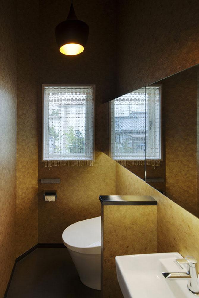 Casa-oglinda de la Tokyo: Hansha Reflection House - Poza 13