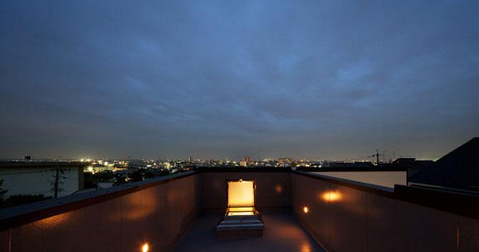 Casa-oglinda de la Tokyo: Hansha Reflection House - Poza 14