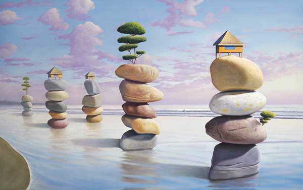 Paul David Bond - Imagini abstracte - Poza 4