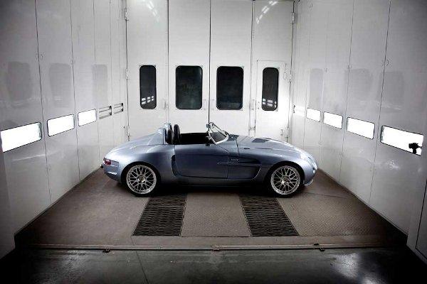 Heynsdyk 2500 SF Sports Car