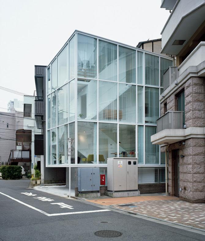 Casa in spirala, la Tokyo - Poza 2