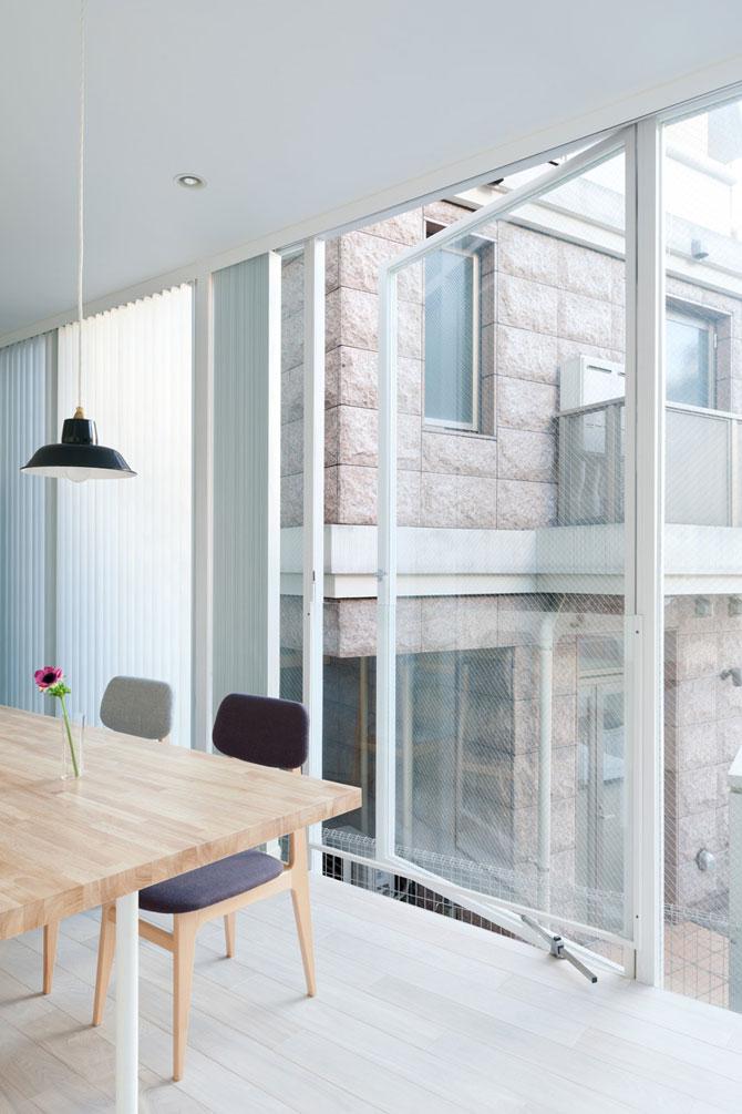 Casa in spirala, la Tokyo - Poza 6