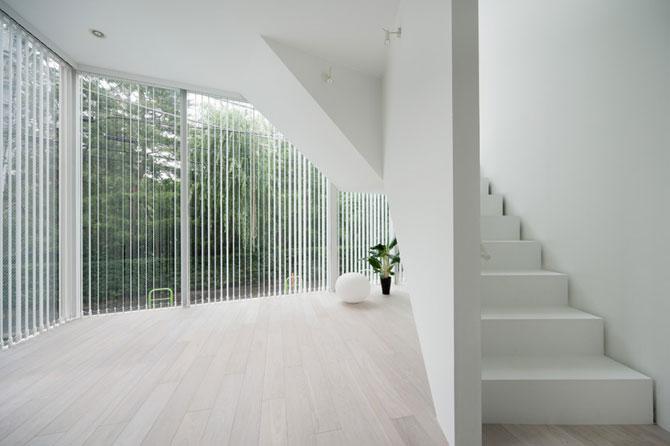 Casa in spirala, la Tokyo - Poza 8