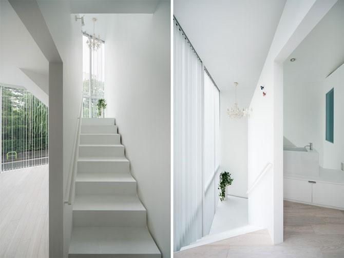 Casa in spirala, la Tokyo - Poza 9