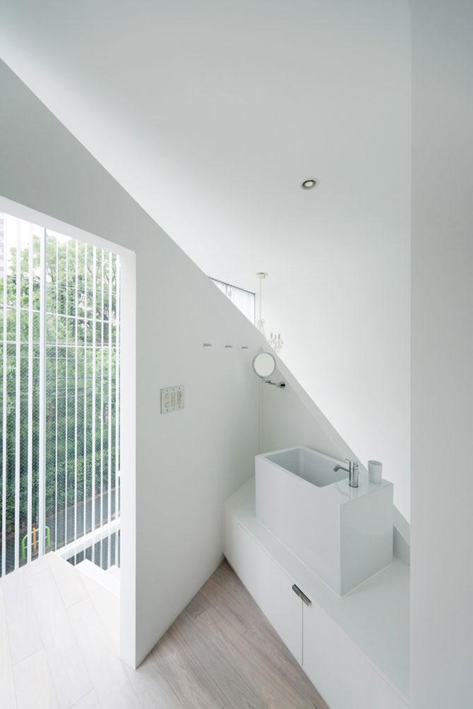 Casa in spirala, la Tokyo - Poza 10