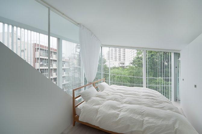 Casa in spirala, la Tokyo - Poza 12
