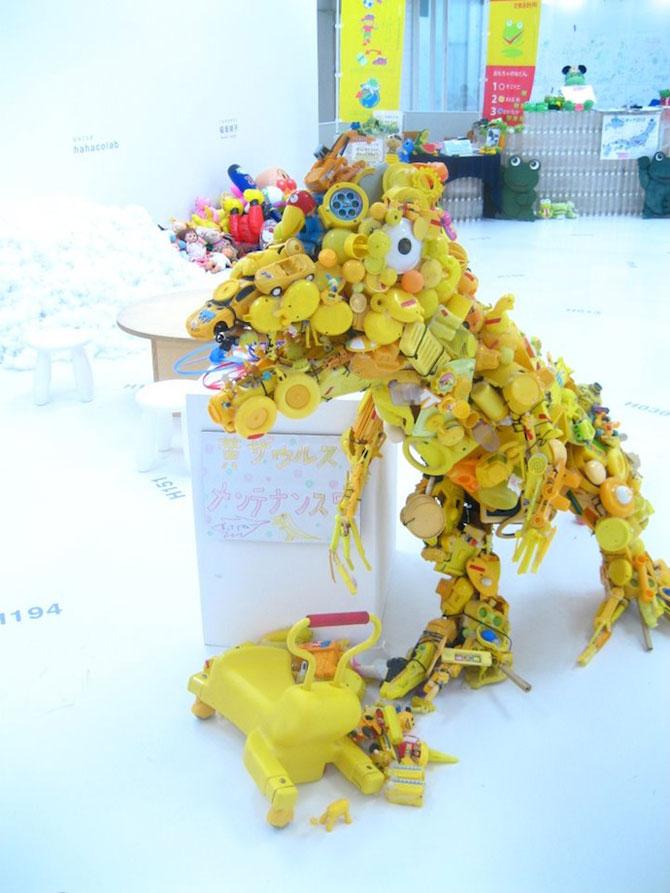 Expozitia cu 100.000 de jucarii ale nimanui - Poza 9
