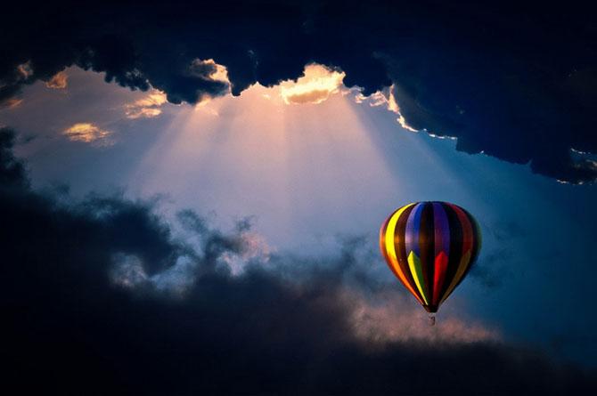 33 de poze extraordinare cu nori - Poza 18
