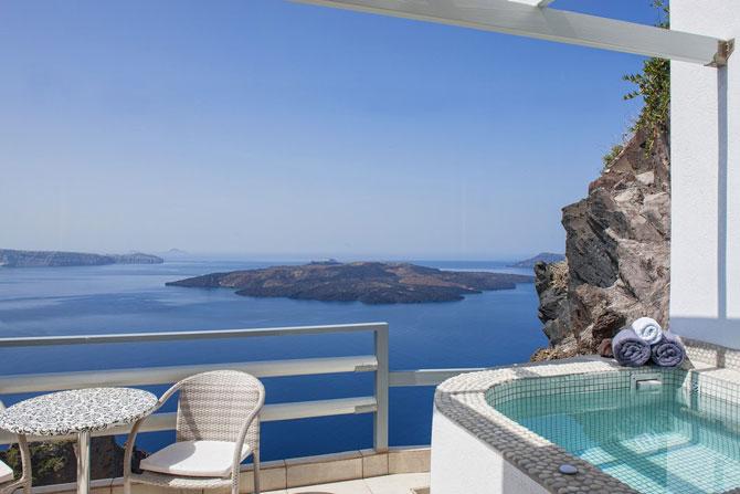 Boutique hotel chic la Santorini - Poza 4