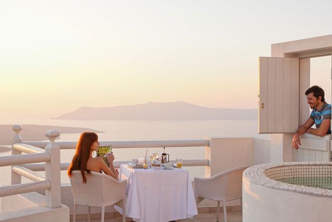Boutique hotel chic la Santorini - Poza 5