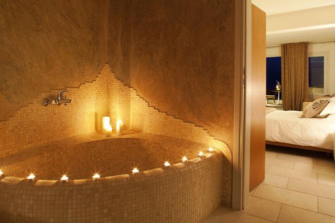 Boutique hotel chic la Santorini - Poza 9
