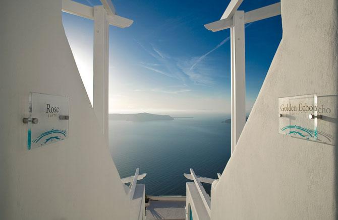 Boutique hotel chic la Santorini - Poza 11