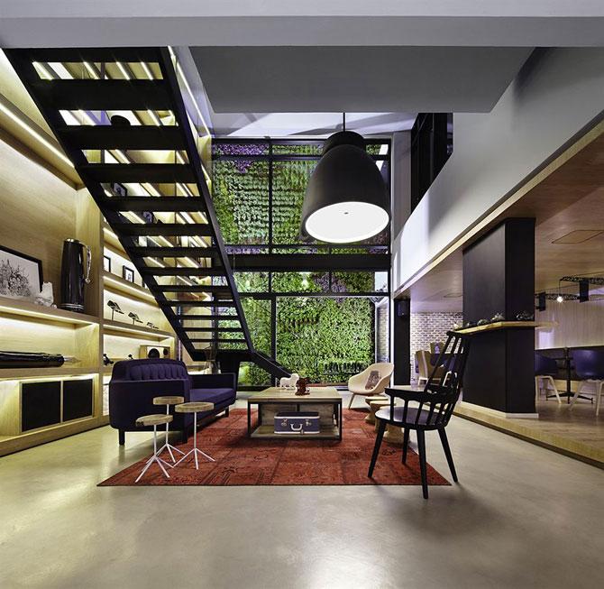 Cel mai prietenos hotel: Click Clack, Bogota, Columbia - Poza 1