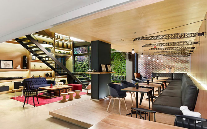 Cel mai prietenos hotel: Click Clack, Bogota, Columbia - Poza 2