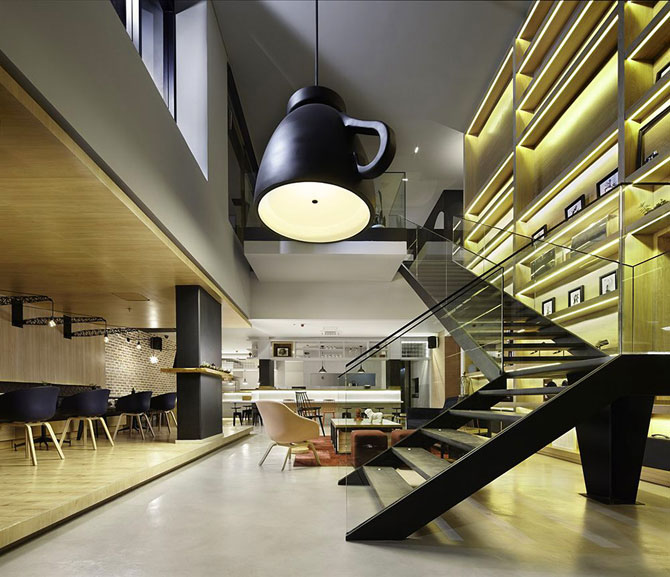 Cel mai prietenos hotel: Click Clack, Bogota, Columbia - Poza 3