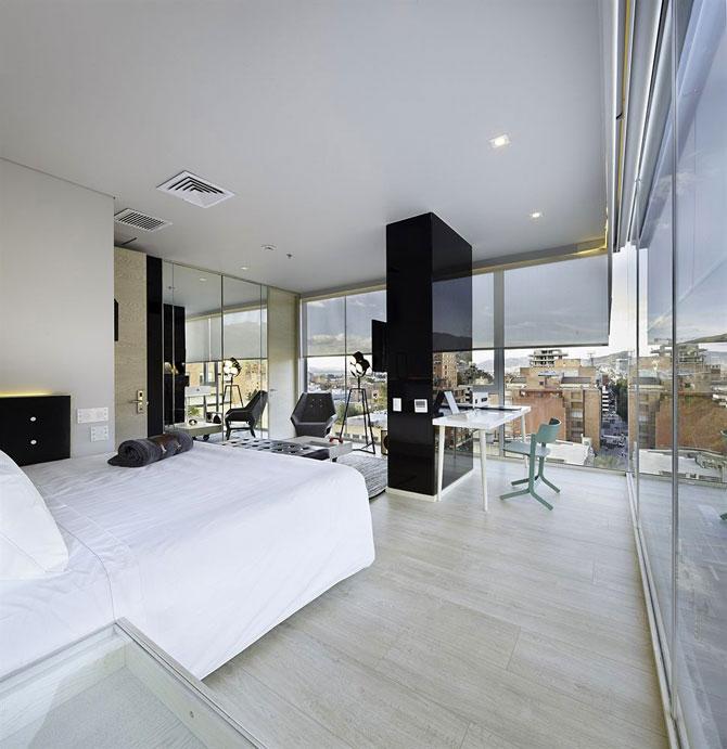 Cel mai prietenos hotel: Click Clack, Bogota, Columbia - Poza 5
