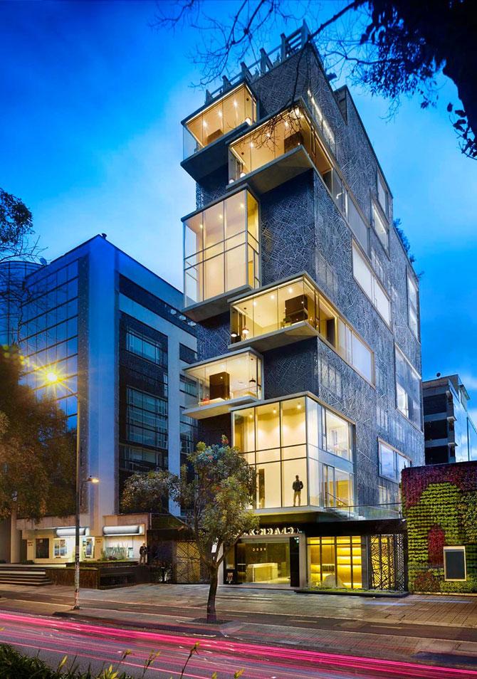 Cel mai prietenos hotel: Click Clack, Bogota, Columbia - Poza 9