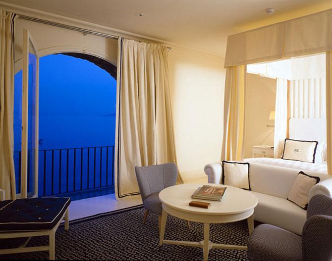 La JK Hotel, pe insula Capri, e mereu vara - Poza 10