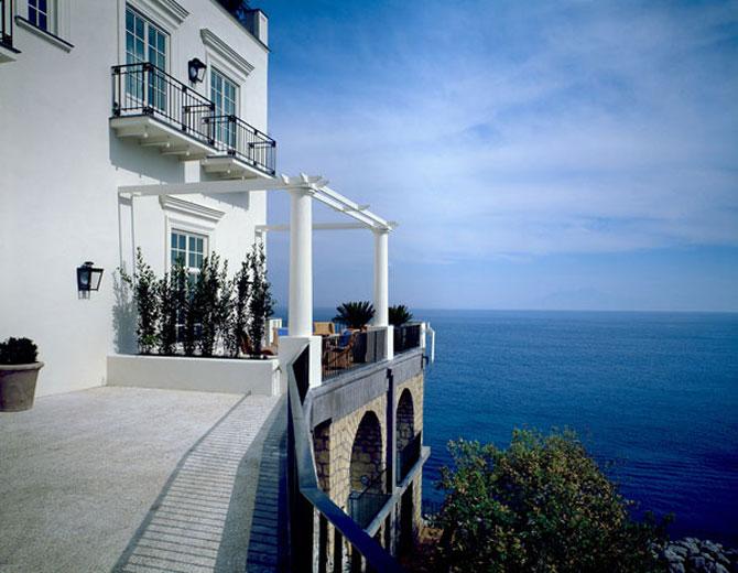 La JK Hotel, pe insula Capri, e mereu vara - Poza 13