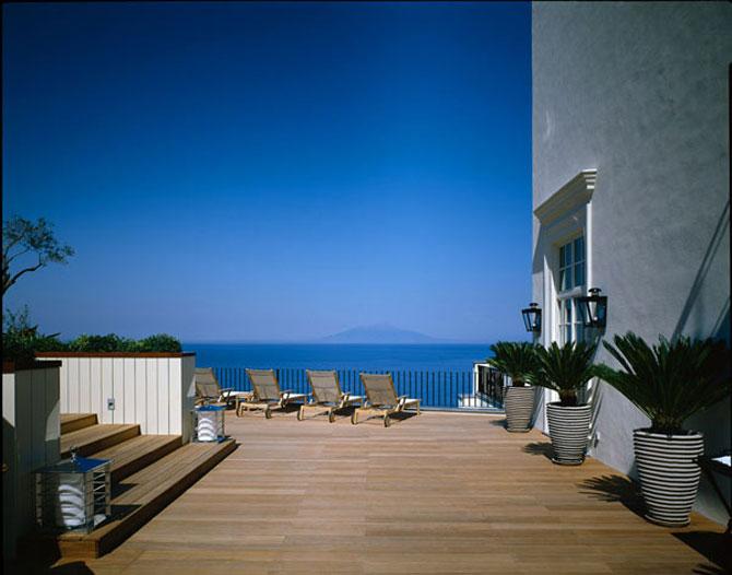 La JK Hotel, pe insula Capri, e mereu vara - Poza 14