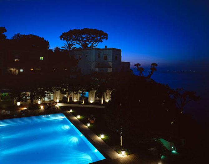 La JK Hotel, pe insula Capri, e mereu vara - Poza 16