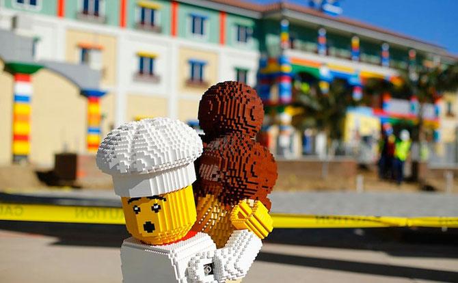 Hotelul din LEGO - Poza 2