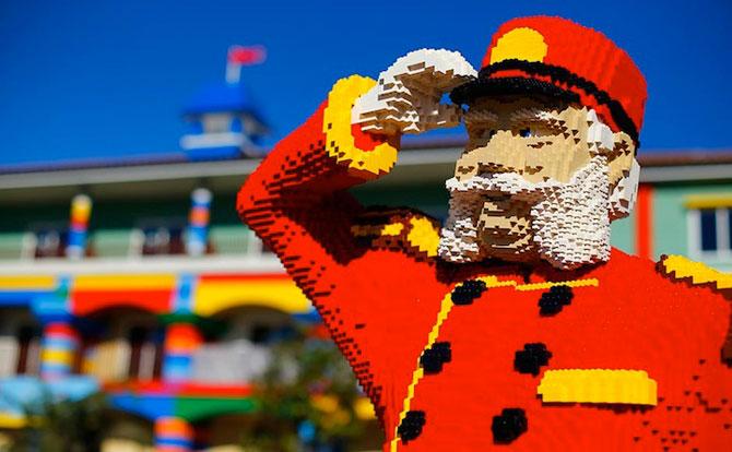 Hotelul din LEGO - Poza 3