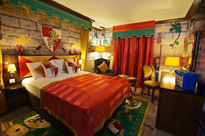 Hotelul din LEGO - Poza 4