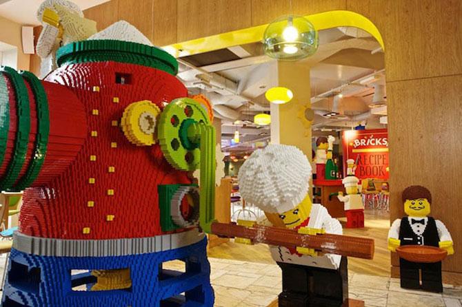 Hotelul din LEGO - Poza 6