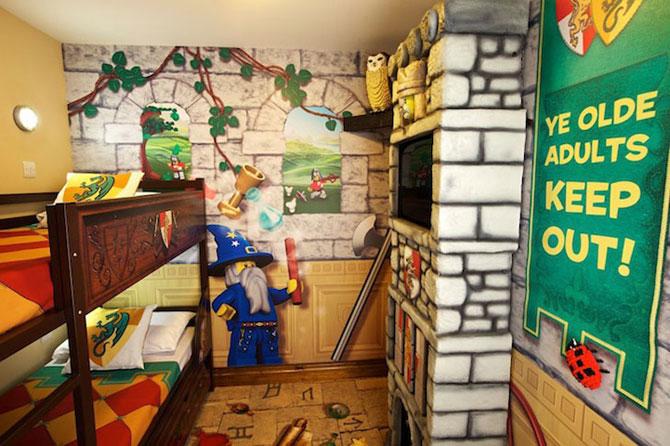 Hotelul din LEGO - Poza 7