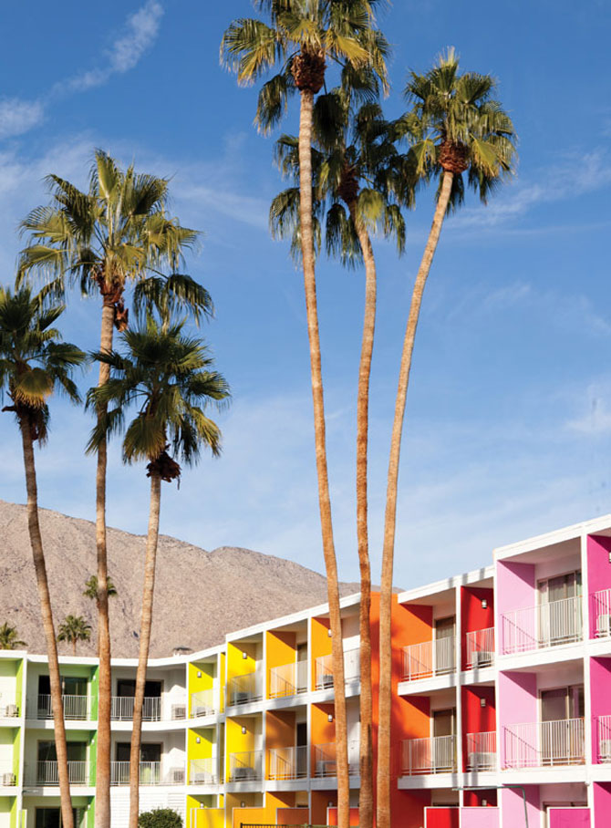 Hotel Saguaro Palm Springs