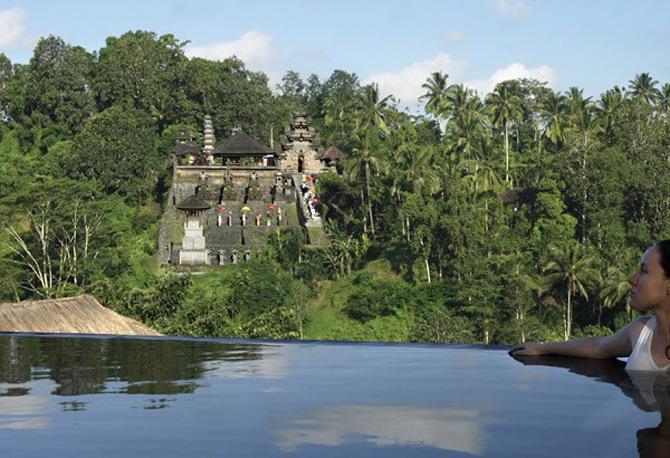 Gradini acvatice suspendate in Bali - Poza 4