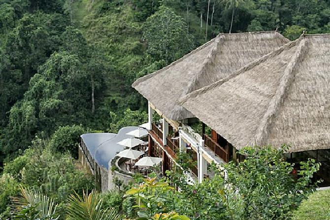 Gradini acvatice suspendate in Bali - Poza 5
