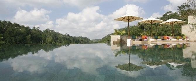 Gradini acvatice suspendate in Bali - Poza 10