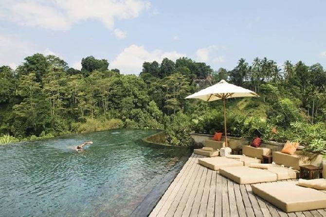 Gradini acvatice suspendate in Bali - Poza 12