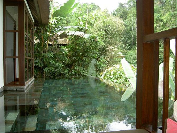 Gradini acvatice suspendate in Bali - Poza 13